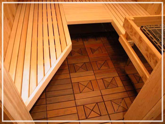 Конструкция деревянных полов